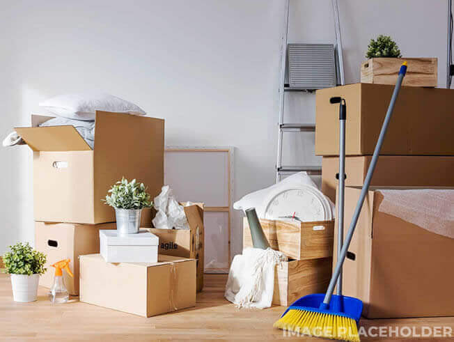 Move In & Out Cleaning Image