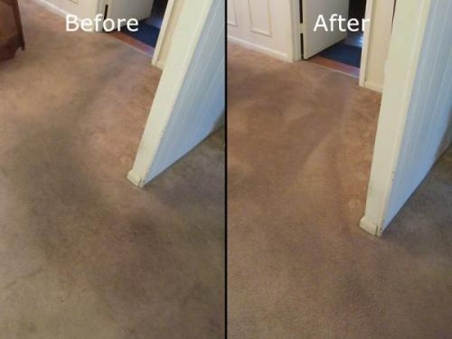 rugs 3 before and after